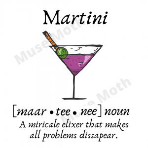 Martini Definition: Instagram Post
